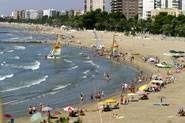 Playa Voramar - Playas - Portal Oficial de Turismo de la Comunitat Valenciana