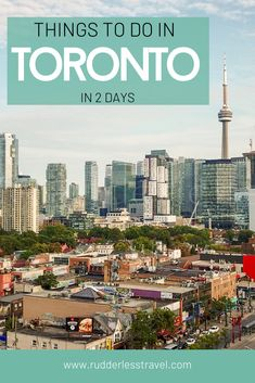 Here are all the top things to do in Toronto, Canada in two days. There is so much beauty in this Canadian city and 2 days is just enough time to experience some of it. From viewing the CN tower, to admiring the skyline, to seeing a Toronto Raptors game! Toronto Nightlife, Toronto Travel, Amazing Destinations, Travel Destinations, Canadian Travel, Visit Canada, Places To Travel, Travel Pics, Travel Goals