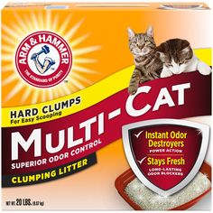 arm and hammer multi cat litter coupon