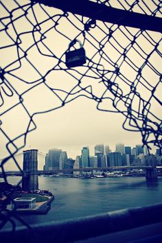 City views open my mind