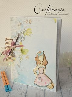 DSC 1612 Notebook, Stamp, Dolls, Baby Dolls, Stamps, Puppet, Doll, The Notebook, Baby