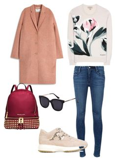 """Untitled #238"" by mrssofia on Polyvore featuring RtA, Burberry, Hogan, Acne Studios and Michael Kors"