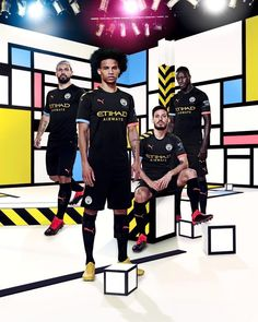 Shop for the all new Puma Manchester City Away Jersey for 2019/20 from www.soccerpro.com right now!