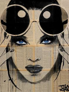 artist_loui_jover_creates_adorable_portraits_of_women_with_black_ink_on_newspapers_2016_04