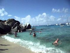 Video Tour of the Virgin Gorda Bath (British Virgin Islands)