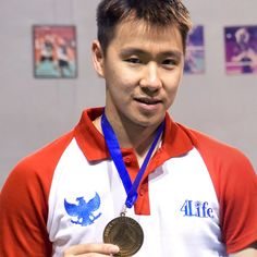 4Life welcomed the Badminton World Federation's (BWF) #1-ranked men's doubles champion, Marcus Fernaldi Gideon, as the newest Team 4Life member.