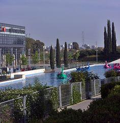 La Park in Holon #Holon Israel, Park, Outdoor Decor, Parks