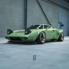 Italia Design, Lamborghini Miura, Bike Art, Fiat, Cars Motorcycles, Cool Cars, Super Cars, Classic Cars, Building