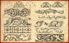 easy wood carving patterns for beginners | Quick Woodworking Projects