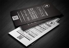 21_Typography Studio Business Card