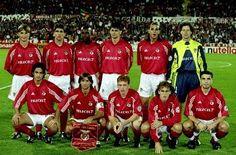 Benfica 2 - 1 PSV, Liga dos Campeões, 1998/99