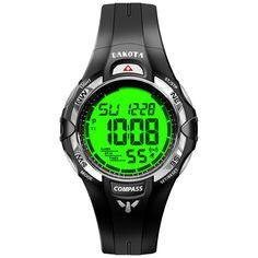 Dakota Large Wrist Compass 7543-9