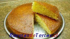 Receta de torta de naranja