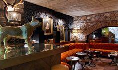 Kaki bar * Interiors Interiors * The Inner Interiorista