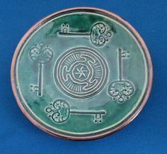 hecate wheel blessing bowl