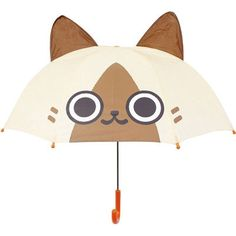 Airou umbrella. Amazing and cute!