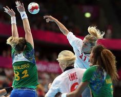 Silver or GOLD, that's the question...!  Handball Norway