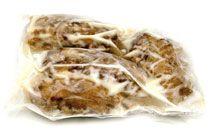 Envase Pies de cerdo rellenos de setas