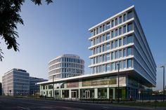 Gallery of Business Garden Warszawa Hotel / Studio Fuksas - 8