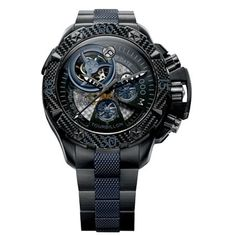 $86,999.99 watch. With a watch like this you don't need to tell time, you tell people what time it is.