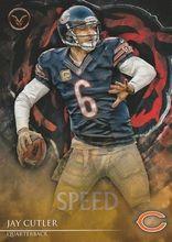 2014 Valor Football Speed #105 Jay Cutler - Chicago Bears