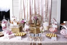 Google Image Result for http://majesticdiyextra.com.au/wp-content/uploads/2012/06/lolly-buffet-candy-jar-vintage-table-wedding.jpg