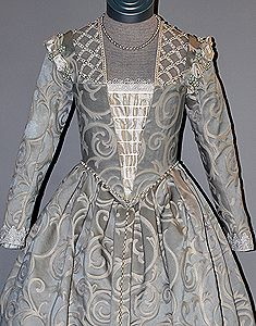 16th Century Venetian Noble Gown