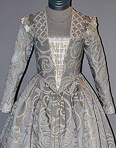 16th Century Venetian Noble Gown