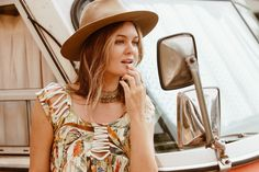 The Collection offers everything from skirts and tops to bathing suits and rompers with a little flair.