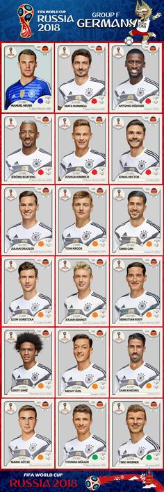 #alemania #germany #russia2018