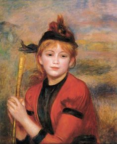 Pierre-Auguste Renoir 1841-1919 | French impressionist painter
