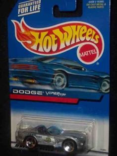 #2000-178 Dodge Viper RT/10 Collectible Collector Car Mattel Hot Wheels 1:64 Scale by Mattel. $0.95. Fun For All Ages! Serious Collectors And Kids Alike!. Diecast Metal Hot Wheels Car Perfect For That Hot Wheels Collector!. Perfect Hot Wheels Diecast for every collector!. A Perfect Addition To Any Hot Wheels Collection!. Great Investment For Any Hot Wheels Collector.. #2000-178 Dodge Viper RT/10 Collectible Collector Car Mattel Hot Wheels
