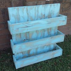 "Delivering this spice rack today if you're wondering what colour it is it's ""reckless green"" by by prestigepallets Pallet Furniture, Outdoor Furniture, Outdoor Decor, British Paints, Pallet Shelves, Recycled Wood, The Prestige, Pallets, Spice"