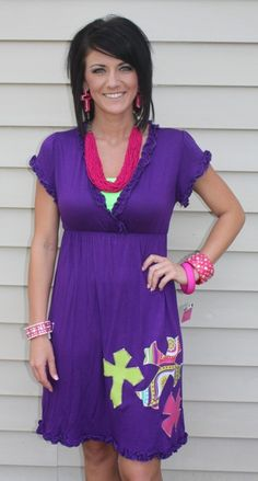 This dress is PERFECT for the summer!  Sizes:Small, Medium, Large, XL, 2XL, 3XL  Price: $48.95-$50.95
