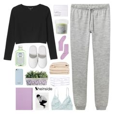 """""""-- they couldn't think of something to say"""" by feels-like-snow-in-september ❤ liked on Polyvore featuring Monki, A.P.C., Bedeck, Brahms Mount, John Allan's, Davines, NARS Cosmetics, Isaac Mizrahi, jemmamurshasnochill and melsunicorns"""