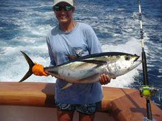 Tuna in Panama 2011.