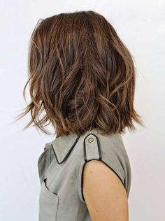 10 Bob Hairstyles For Thick Wavy Hair | http://www.short-haircut.com/10-bob-hairstyles-for-thick-wavy-hair.html