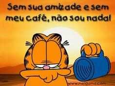 C@FÉ: O CAFÉ NOSSO DE CADA DIA! Tea And Books, Happy Wishes, Memes, Words, Funny, Garfield 2, Coffee, Pints, Minions