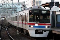 Keisei Oshiage Line (京成押上線)