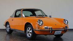 1971 Porsche 911T Targa — dream car!