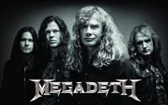 Megadeth HD Wallpapers And Backgrounds