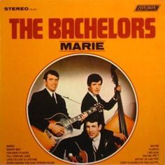 """Marie"" (1965, London) by The Bachelors.  Their fourth LP."