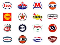 Chuck Michaels uploaded this image to 'Classic Gas Station Logos'.  See the album on Photobucket.