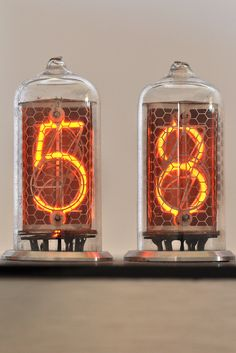 Nixie tubes. Probably my favorite piece of obsolete technology.