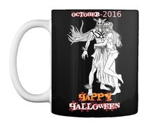 Halloween Special - Limited Edition This is Horror T-shirt with Mug Special Gift for Special person Only get here !  Not from any store.