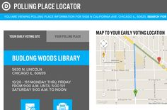 Need to know where to go to vote? Use our polling place finder to lookup where you cast your ballot.