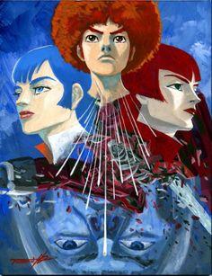 伝説巨神イデオン (1980)