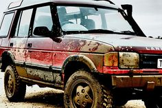 #LandRover #Discovery Mk I by Mooguk