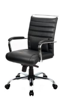 Shop Staples® for At The Office 4 Series Mid-Back Executive Conference Chair, Black Alterna and enjoy everyday low prices, plus FREE shipping on orders over $39.99. http://www.staples.com/ATO-4-Series-Mid-Back-Executive-Conference-Chair-Black-Athena/product_395756
