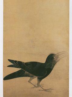 Tawaraya Sotatsu, Crow